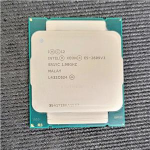 Intel Xeon 6 Core E5-2609 V3 1.9GHZ Processor SR1YC Socket LGA2011-3 15MB Cache