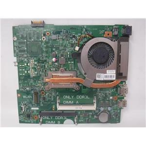 Dell Inspiron 3558 Laptop Motherboard 14216-1 w/i5-5200U 2.20 GHz