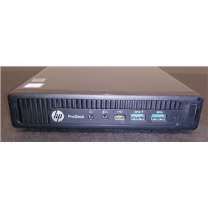 HP ProDesk 600 G2 Mini Desktop i5-6500T 4GB 500GB HDD Win 10 Pro P5V95UT PC ONLY