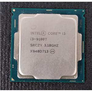 Intel SRCZX Core i3-9100T 3.1Ghz(3.7GHz Turbo) 4-Core 6MB Cache LGA1151 CPU