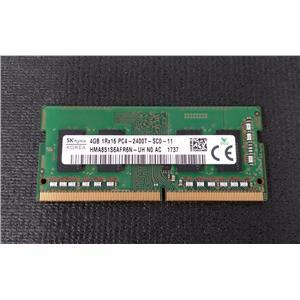 SK Hynix HMA851S6AFR6N-UH 4GB 1Rx8 PC4-2400T DDR4 Non-ECC SODIMM Laptop Memory