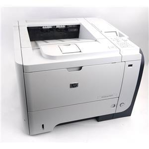 HP LaserJet P3015 Enterprise Workgroup Networkable Laser Printer FOR PARTS READ