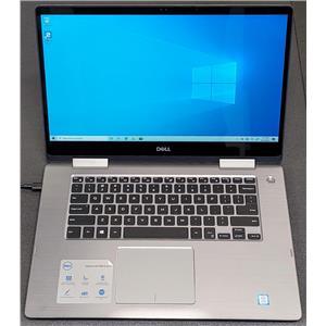 """Dell Inspiron 7573 15.6"""" i5-8250U 8GB RAM 256GB HDD Touchscreen w/ AC adapter"""