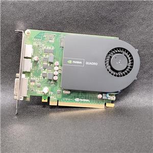 Dell Nvidia Quadro 2000 1GB GDDR5 SDRAM 128bit PCIe 2x16 Graphics Card 8MDMW