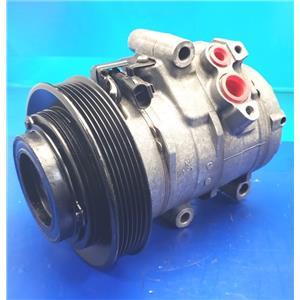 AC Compressor fits Chevrolet Colorado GMC Canyon Isusu Hummer H3 (1YW) R67337