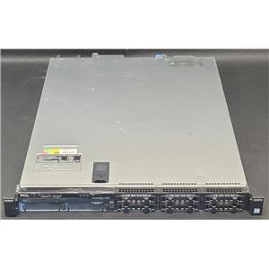 """Dell PowerEdge R430 Barebones 8x 2.5"""" Bay 2x 550W PSU No CPU No RAM No HDD RAID"""