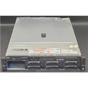 "Dell PowerEdge R730 Barebones 2U 8-Bay 3.5"" LFF 2x1100W PSU No CPU No RAM No HDD"