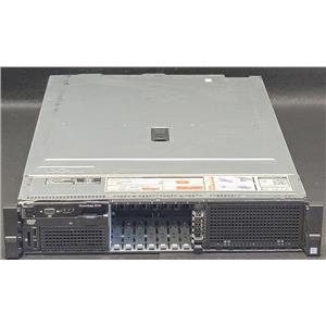 "Dell PowerEdge R730 Barebones 2U 8-Bay 2.5"" 2x 750W PSU No CPU No RAM No HDD"