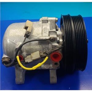AC Compressor Fits 1989-1990 Nissan Pulsar NX (One year Warranty) Reman 57424