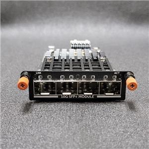 Dell Force10 MXL 10GbE SFP+ 4X Network Module PC8100-10GSFP-R PHP6J