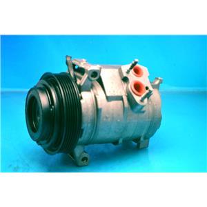 AC Compressor Fits 2007 Chrysler 300 & Dodge Charger Magnum 3.5L (1YW) R97389