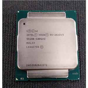 Intel Xeon E5-2623 V3 3.0Ghz Quad Core Processor SR208 LGA2011-v3