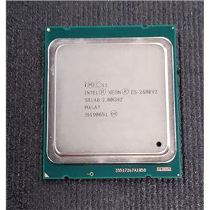 Intel SR1A6 E5-2680V2 2.8GHz 25MB 8GT/s 10-Core HyperThread 115W FCLGA2011 CPU