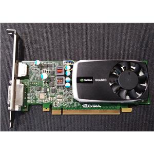 OEM Dell Nvidia Quadro 600 1GB PCI-e DDR3 DVI Display Port Graphics Card PWG0F