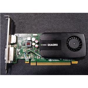 Dell Nvidia Quadro K600 1GB PCI-e GDDR5 DVI Display Port Graphics Card V5WK5