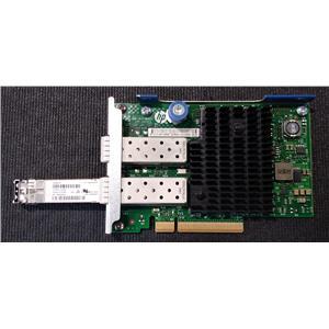 HP 10Gb Ethernet 560FLR SFP+ 2 Port Adapter 669281-001 665241-001 w/(1)10Gb SFP+