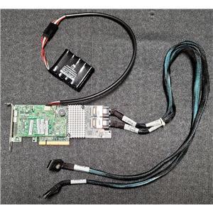LSI MegaRAID SAS 9271 PCI-e 8-Port 6Gb/s RAID Card UCS-RAID9271CV-8I w/ Battery