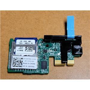 Dell SD Flash Card 6YFN5 PowerEdge R620 R720 R520 R420 w/2x 2GB SD PN: 738M1