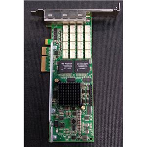 Silicom PE2G4BPI35LA-SD Quad Port PCI-E 1GbE Ethernet Bypass Card High Profile