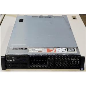 "Dell R820 16-Bay 2.5"" Barebones No CPU No RAM No Hard Drive No RAID 2x1100W 4xHS"