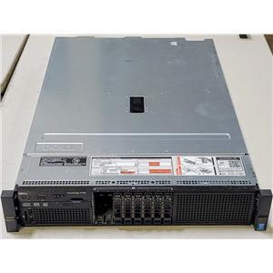 "Dell PowerEdge R730 Barebones 2U 8-Bay 2.5"" 2x1100W PSU No CPU No RAM NoHDD 2xHS"