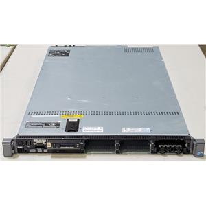 "Dell R610 6-Bay 2.5"" Barebones 2x 717W PSU No CPU No RAM No Hard Drive 2x HS"