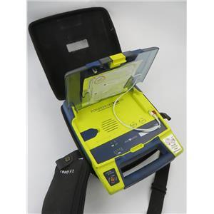 Cardiac Science Powerheart G3 Automatic AED Defibrillator W/ Case - NO BATTERY -
