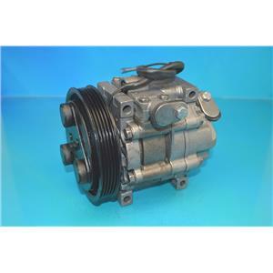 AC Compressor fits 1993-1997 Ford Probe Mazda MX-6 2.5L (1YW) Reman 57495