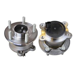 Rear Wheel Hub Bearings for Ford C Max 13-19 Without Automated Parking System