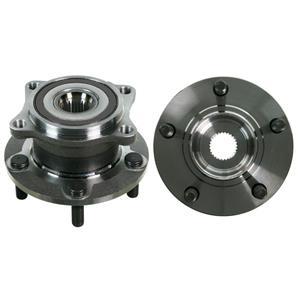 Rear Wheel Hub Bearings for Mitsubishi Outlander SE All Wheel Drive 2007-2012