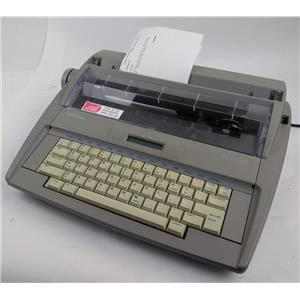 Brother SX-4000 Vintage Professional Electronic Daisywheel Typewriter With LCD