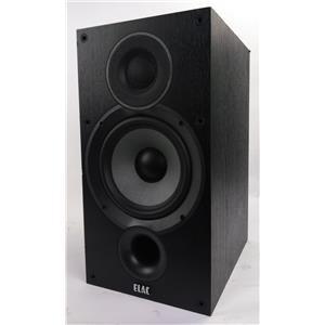 Elac DB62-BK Debut 2.0 Bookshelf Speaker Black WORKING AND TESTED