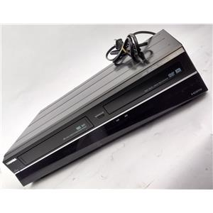 Toshiba DVR670KU DVD VHS PLAYER HDMI 1080p Recorder and Player TESTED & WORKING
