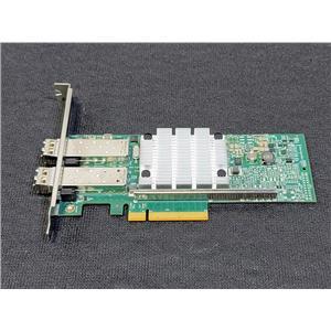 QLogic QLE3442-SR 10Gigabit Ethernet Card BC0110402-04 With 2x 10G Transceiver