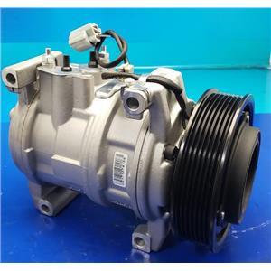 AC Compressor Fits 2003-2007 Honda Accord 2.4L (One Year Warranty) New 78389
