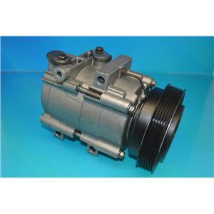 AC Compressor Fits 2003-2006 Hyundai Santa Fe 3.5L (1 year Warranty) R57198