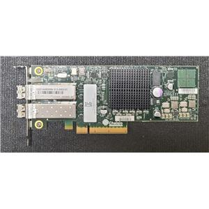 Chelsio 2-Port 10Gbps NIC SFP Low Pro Bracket 110-1088-30 CC2-N320E-SR w/ SFPS