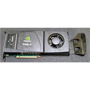 Nvidia Tesla C1060 4GB GDDR3 PCIe 2.0 x16 HP 579030-001 Graphics Processor