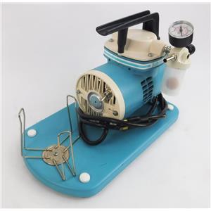 Schuco Inc Model S130P Schuco Vac Oil-Less Vacuum Aspirator Suction Pump Working