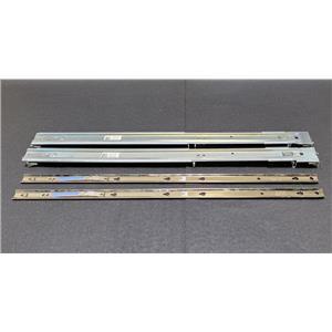 Dell 1U Static Rail Kit Type A4 R210 R230 R240 R310 R410 R415 NX3500 Y819K D419M