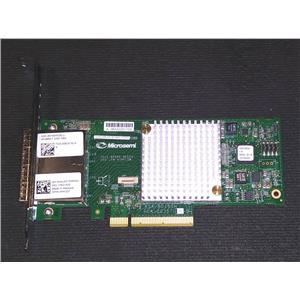 Dell HHJD7 ASA-80165H Quad-Port SAS 12Gb/s Host Bus Adapter HBA Controller Card