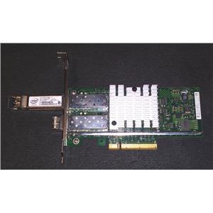 Intel X520-DA2 E10G42BTDAG1P5 High Profile 10Gbps SFP+ Ethernet Adapter w/ SFP's