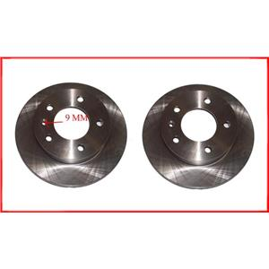 2003-2006 Sprinter 25 35 Frt Brake Disc 2/ Rotors