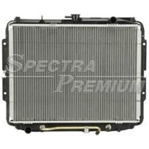 1991, 1997 ISUZU RODEO 94 96 PASSPORT H/D RADIATOR 2 ROW