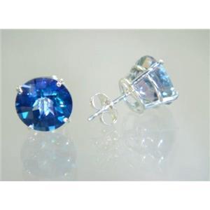 Neptune Garden Topaz, 925 Silver Earrings, SE212