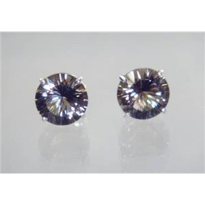 Smoky Quartz, 925 Sterling Silver Earrings, SE212