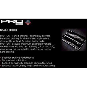 Rr Brake Shoes 99-02 Chevrolet Tracker Grand Vitara