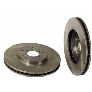 1991-1997 Volvo 740 780 940 960 Brake Disc Rotors Rotor Ft