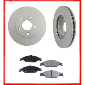 GS300 GS400 GS430 IS300 Rear Brake Rotors & Pads