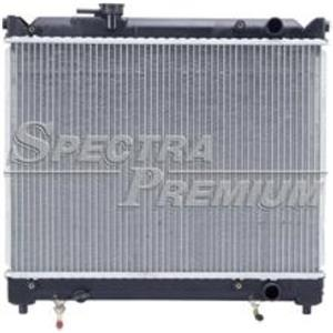 1989-1993 GEO TRACKER NEW RADIATOR